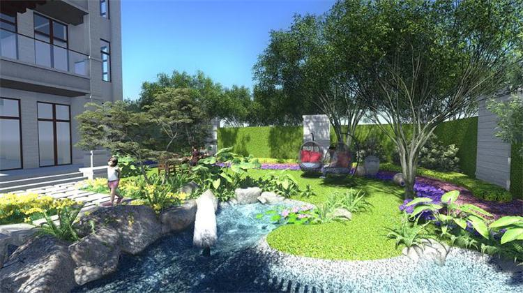 荥阳专业建花园公司多少钱,花园