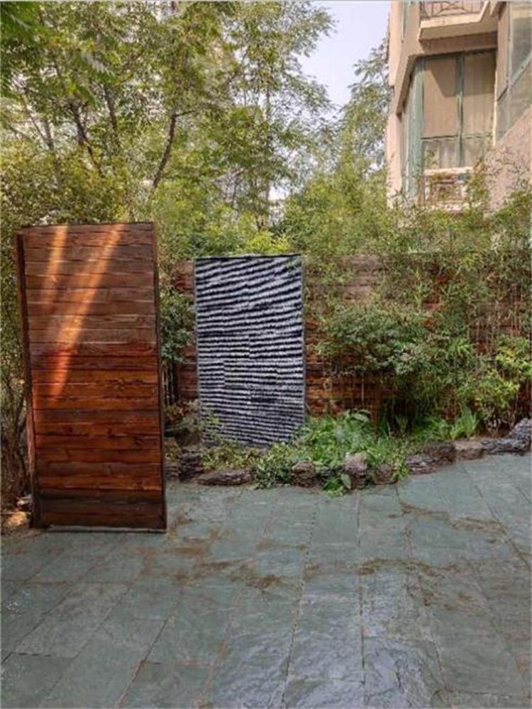 郑州设计私家花园,花园