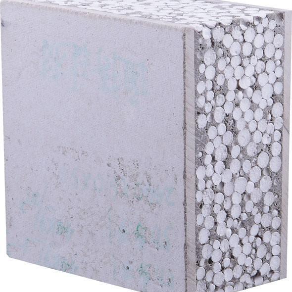 兴化聚苯颗粒夹心墙板,聚苯颗粒夹心墙板