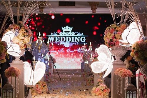 吉林精美婚礼拍摄团队,婚礼