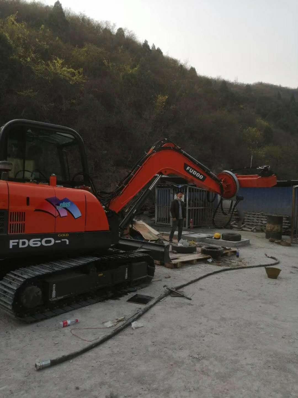 大理挖机改钻机价格 口碑推荐 昆明悍之骏工程机械供应