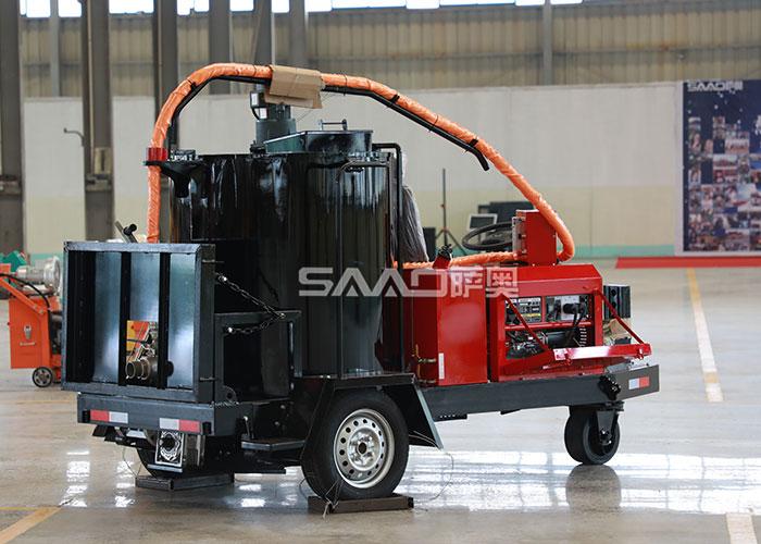 湖南專業瀝青灌縫機 濟寧薩奧機械供應