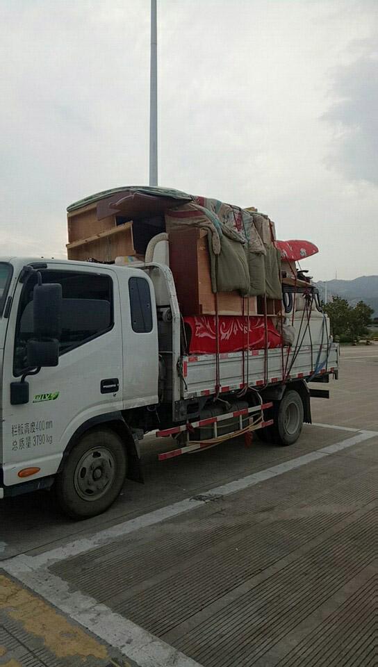 南阳附近个人搬家服务 南阳市达成搬家服务供应