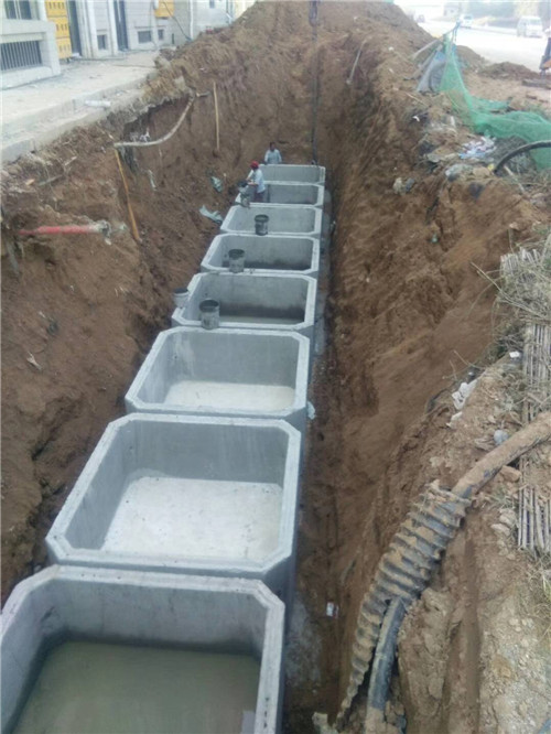 河南预制钢筋砼化粪池原理 欢迎来电 郑州盛彩建筑材料供应