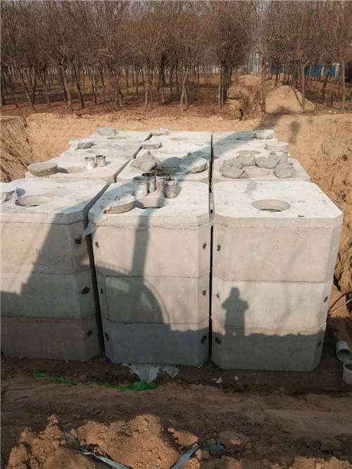 开封市环保蓄水池造价 欢迎咨询 郑州盛彩建筑材料供应