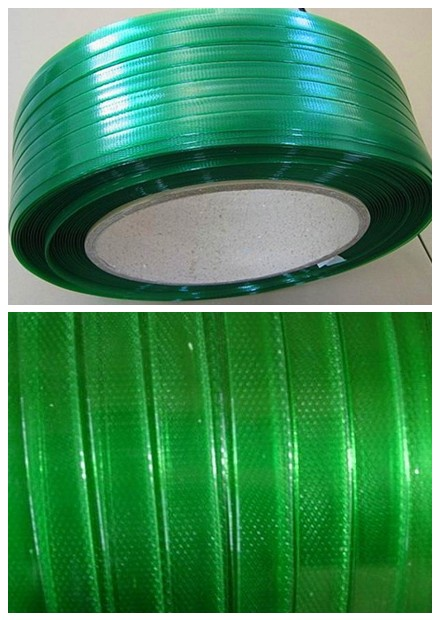 PET绿色塑钢带,塑钢带