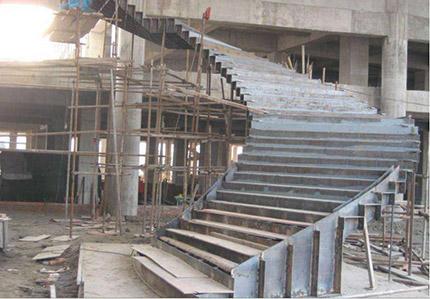 厦门翔安阁楼钢结构制作工程 厦门康达信建筑加固技术供应