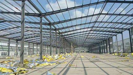 泉州泉港厂房钢结构制作费用 厦门康达信建筑加固技术供应