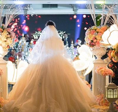 九台区季节婚礼摄影,婚礼