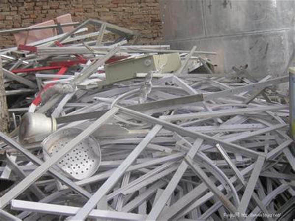 鎮江廢鋁回收哪家好 蘇州奇順物資回收供應