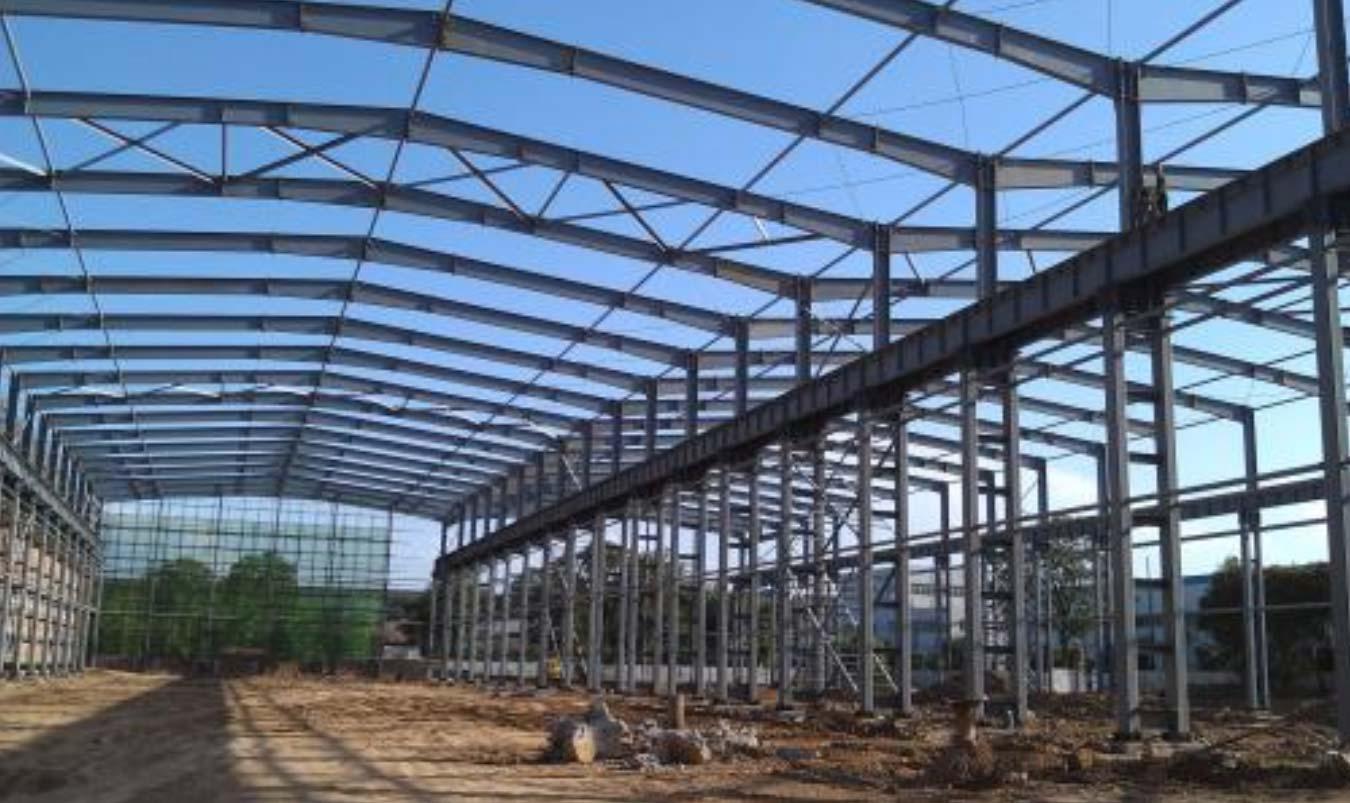温州直销钢结构房规格尺寸,钢结构房