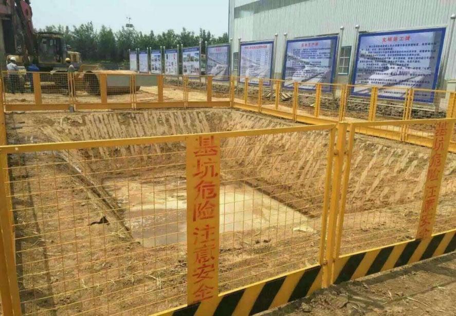 口碑好施工防护栏多少钱,施工防护栏