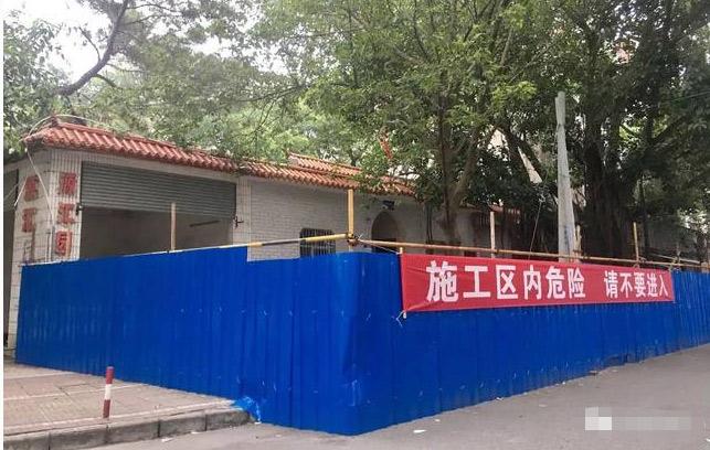 专业围挡规格尺寸 抱诚守真「温州万佳钢结构供应」