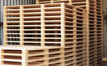 上海免熏蒸木栈板报价,木栈板