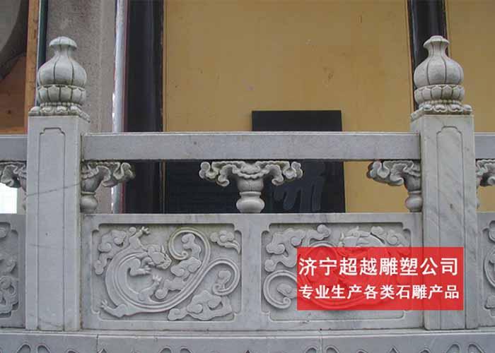 内蒙古石护栏多少钱,石护栏