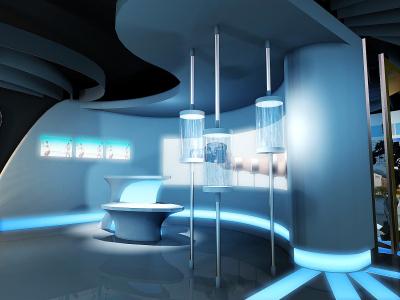 缙云展厅设计多少钱,展厅设计