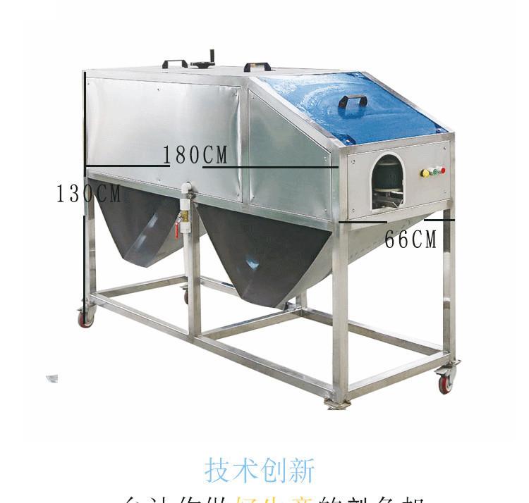 湖北优质剖鱼机杀鱼机厂家 卓越服务 安徽三艾斯机械科技供应