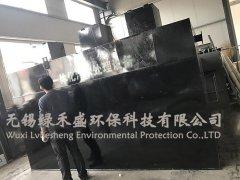 上海工业污水处理价格 信息推荐 无锡绿禾盛环保科技供应