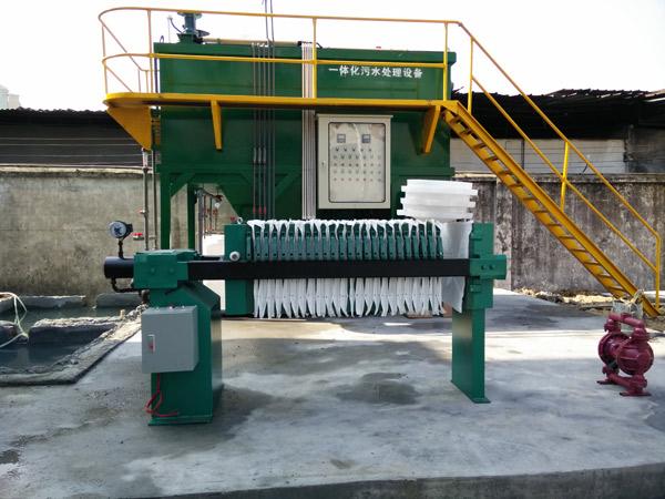 上海养猪场污水处理公司 口碑推荐 无锡绿禾盛环保科技供应
