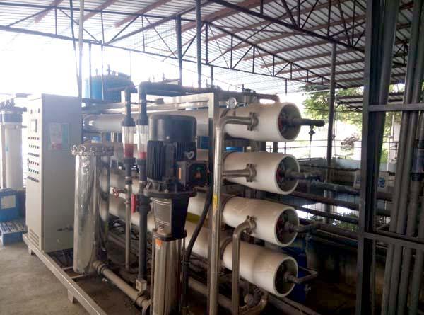 上海喷漆污水处理哪家强 口碑推荐 无锡绿禾盛环保科技供应