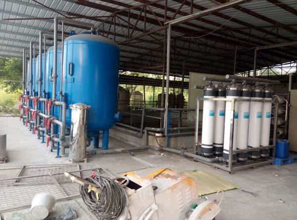 安徽印染厂污水处理设备