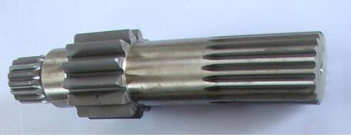 无锡花键轴应用 昆山欣舜机电设备供应