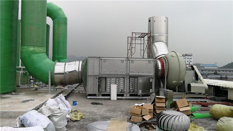 安徽废气处理设备要多少钱,废气处理设备