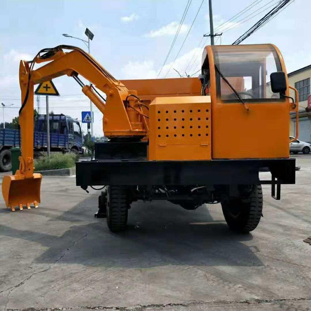 四川履带式10吨抓木机 服务为先 济宁市恒泰源工程机械供应