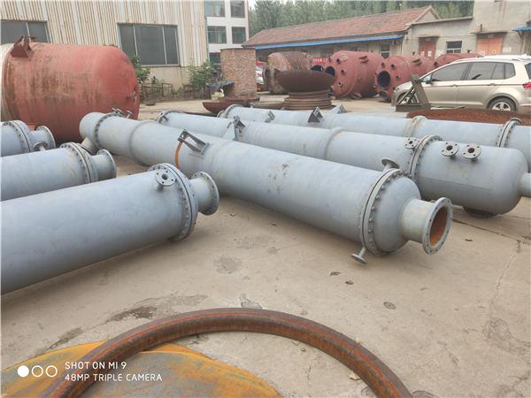 烟台列管式冷凝器「淄博中山封头供应」