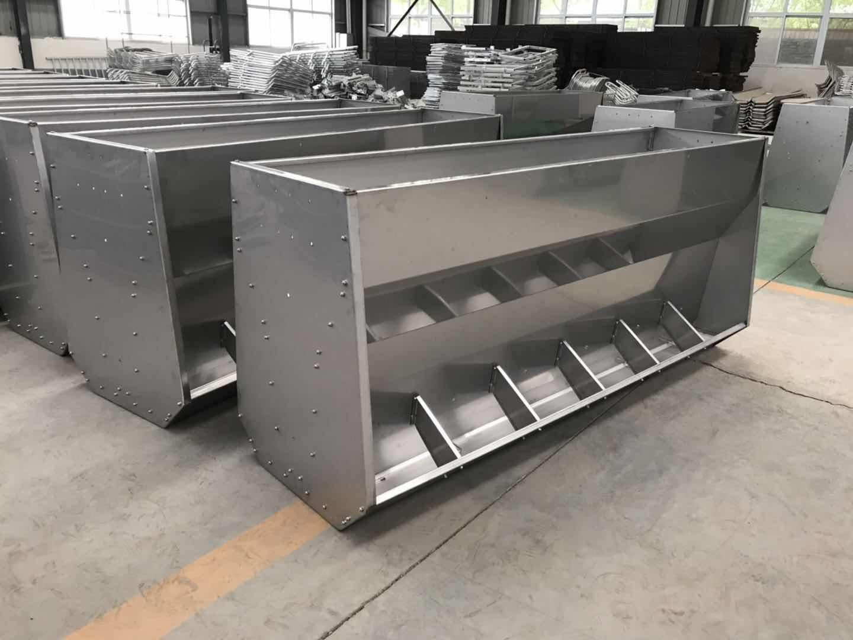 黑龙江不锈钢料槽厂商生产「卫辉市卫新机械供应」