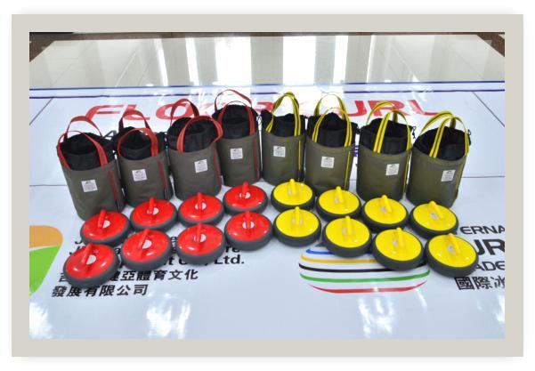 地板冰壶设备 吉林省健亚体育文化发展供应