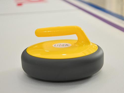 地板冰壶培训
