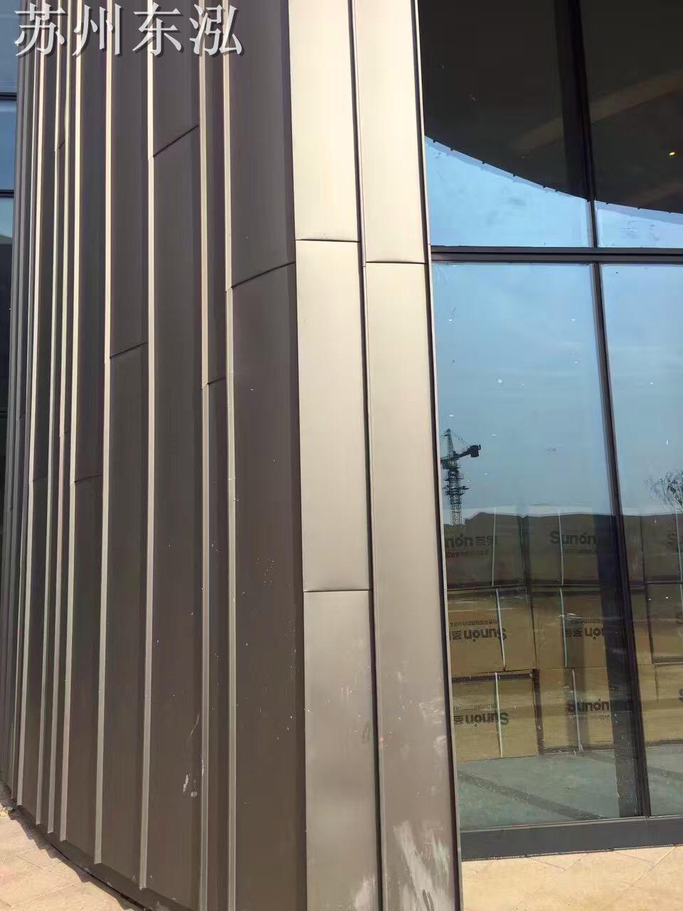 连云港古建仿古铝镁锰墙面板制造厂家「苏州东泓金属材料科技供应」