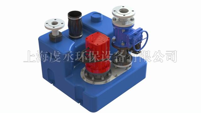 浙江优良粉碎性污水提升器推荐厂家 服务至上 上海虔丞环保设备供应