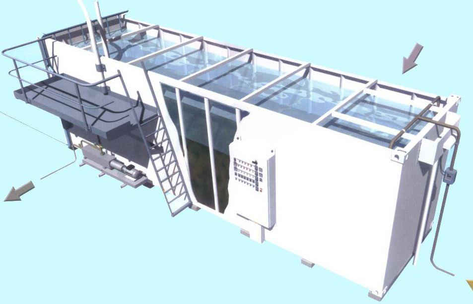 浙江知名污水处理设备规格尺寸 诚信为本 上海虔丞环保设备供应