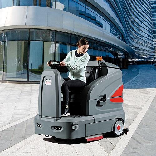 南通无人洗地机出租便宜 服务至上「无锡巴斯科机械设备供应」
