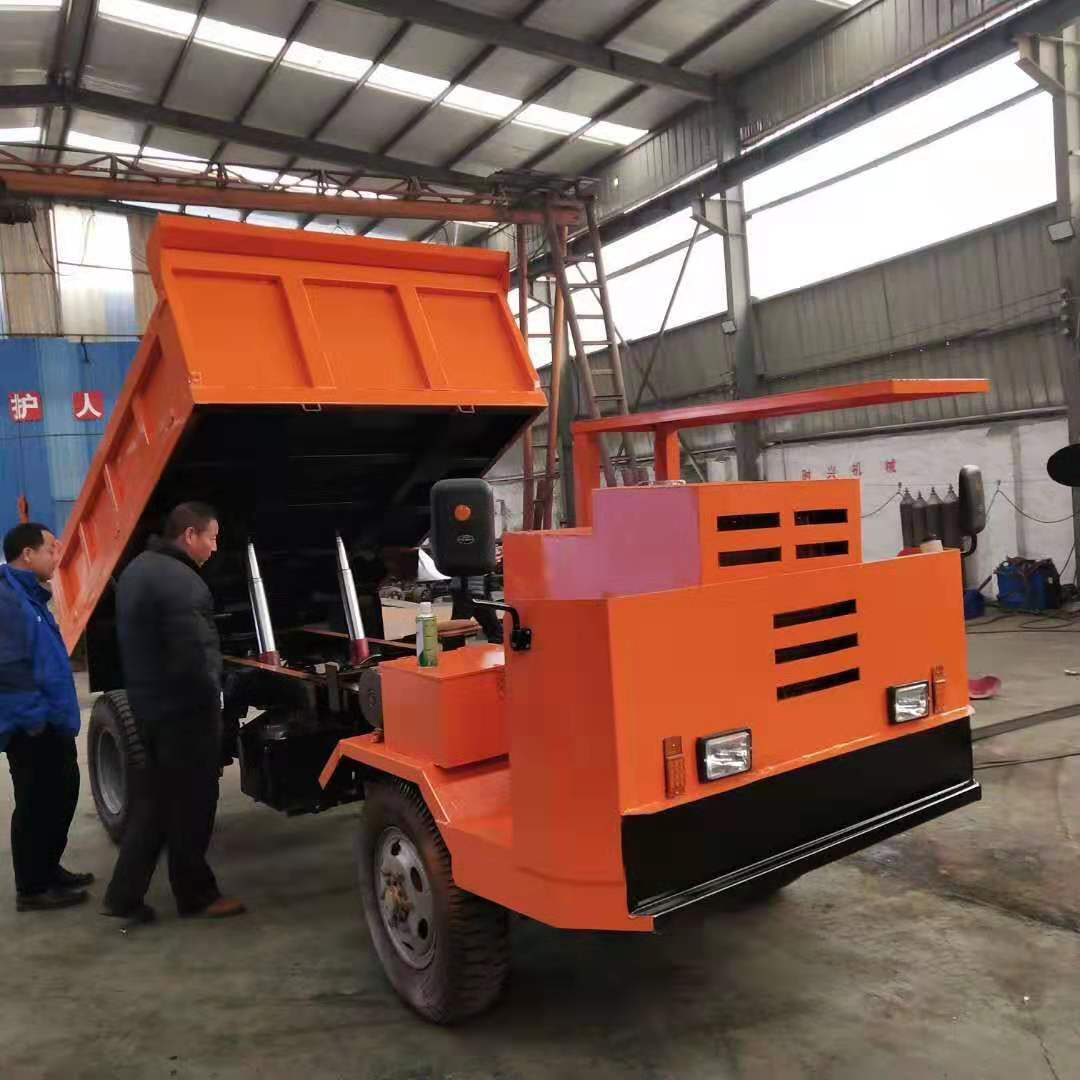 贵州工程四不像低矮5吨矿用运输车多少钱 济宁市恒泰源工程机械供应