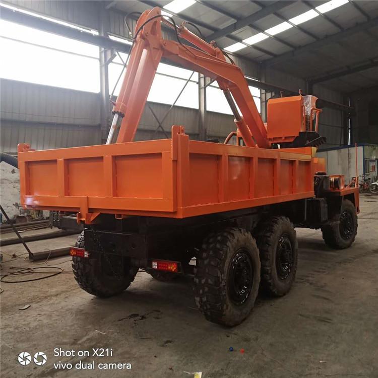 上海清理河道用随车挖 创新服务 济宁市恒泰源工程机械供应