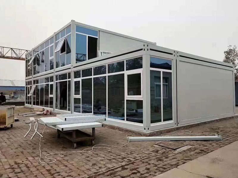 優質裝配式建筑廠家 以客為尊「山東德潤綠建集成房屋