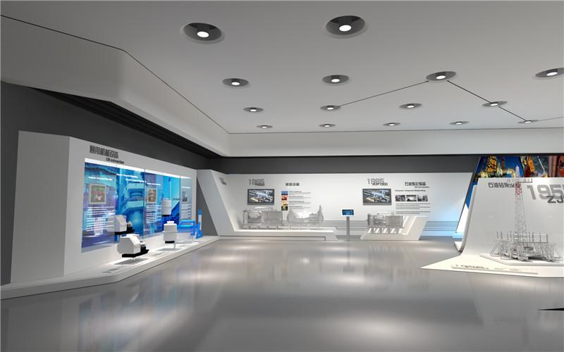 通州区衣柜展厅设计装修,展厅设计