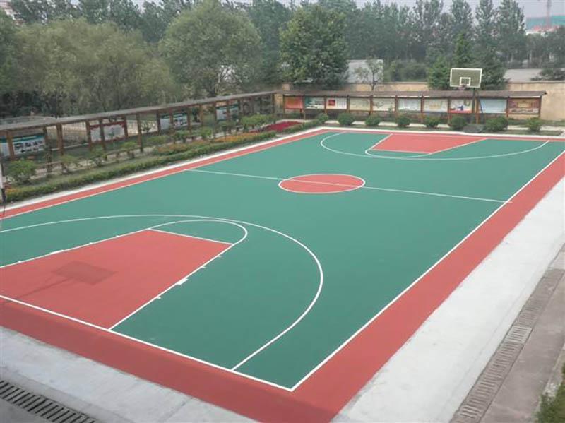 上海丙烯酸球场畅销全国,丙烯酸球场