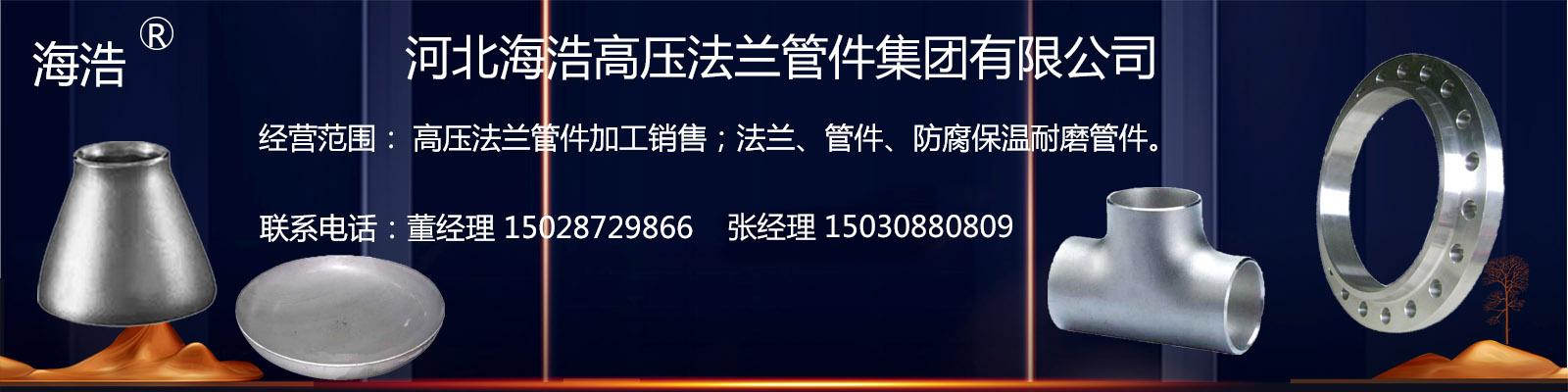 河北海浩高压法兰管件集团有限公司