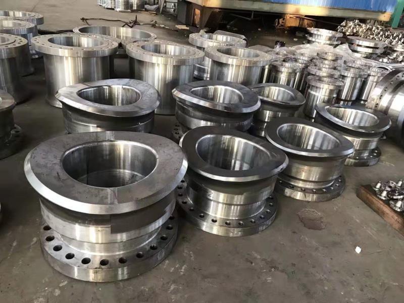 西宁高压锻管 创新服务 河北海浩高压法兰管件供应