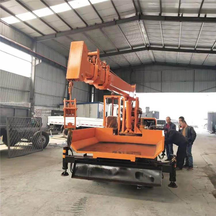 吉林2020履带随车吊 济宁久征工程机械供应