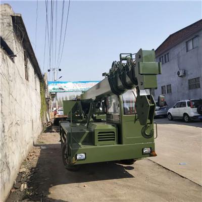 重庆双节出腿6吨变形金刚自制吊 口碑推荐 济宁久征工程机械供应