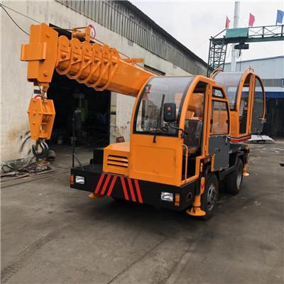 重庆伸缩大架6吨变形金刚自制吊方便好用 欢迎来电 济宁久征工程机械供应