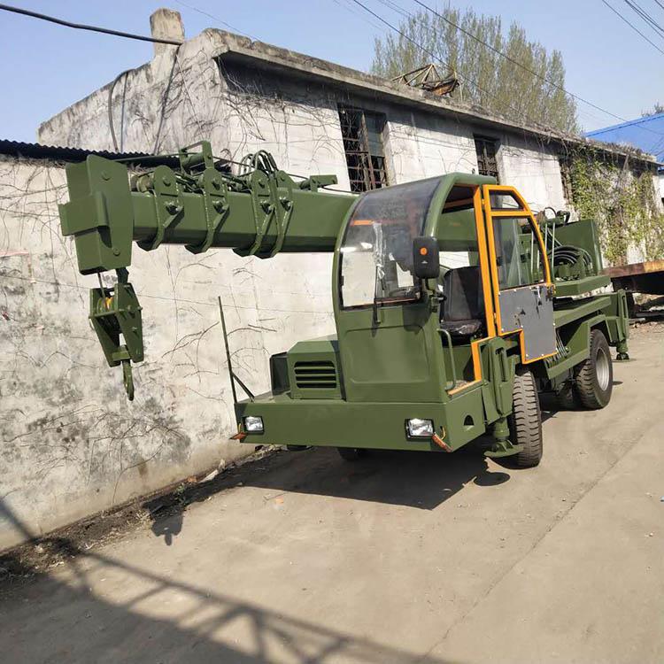 山东厂家直销吊车起重机方便好用 济宁久征工程机械供应