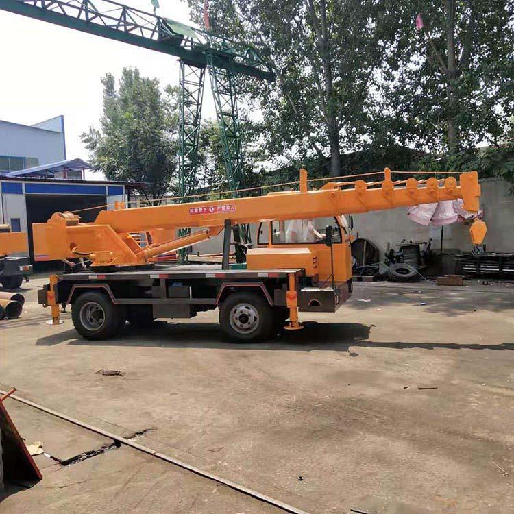 河北全自动6吨小吊机自备吊 济宁久征工程机械供应