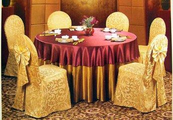 四川餐厅桌布规格齐全「上海笃为纺织品供应」
