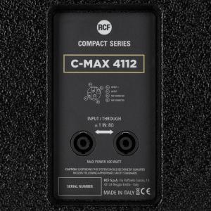 虹口区CMAX 4112 无源全频音箱设计,CMAX 4112 无源全频音箱